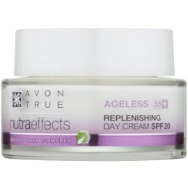 Avon True Nutra Effects crème de jour rajeunissante SPF 20  50 ml