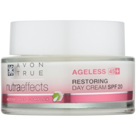 Avon True NutraEffects crema giorno ringiovanente SPF 20  50 ml