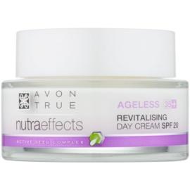 Avon True Nutra Effects nappali krém regeneráló hatással SPF 20  50 ml