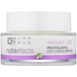 Avon True NutraEffects nappali krém regeneráló hatással SPF 20  50 ml
