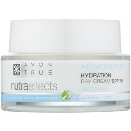 Avon True NutraEffects Hydrating Day Cream SPF 15  50 ml