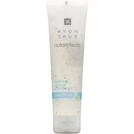 Avon True NutraEffects scrub delicato viso per pelli normali e secche  100 ml