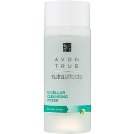Avon True NutraEffects Micellar Cleansing Water for All Skin Types  200 ml