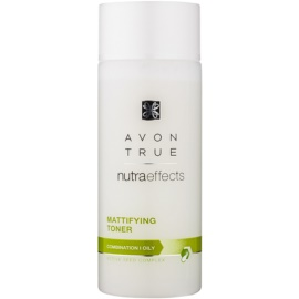 Avon True NutraEffects Matifying Skin Lotion for Combiantion and Oily Skin  200 ml