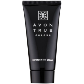 Avon True Colour creme de pele com cor tom Light Medium 30 ml
