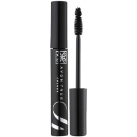 Avon True Colour Mascara für Volumen Farbton Black 7 ml