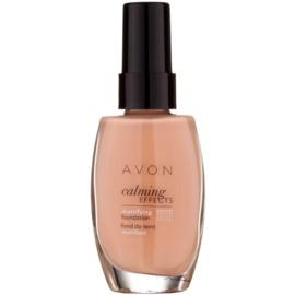 Avon True Colour beruhigendes Make up für mattes Aussehen Farbton Ivory 30 ml