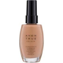 Avon True Colour Soothing Foundation with Brightening Effect Shade Warmest Beige 30 ml