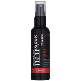 Avon Advance Techniques spray protector protector de calor para el cabello  100 ml