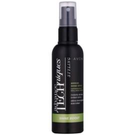Avon Advance Techniques Spray für glänzendes und geschmeidiges Haar  100 ml