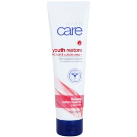 Avon Youth Restore Vernieuwende en Beschermende Handcrème met Collageen   100 ml