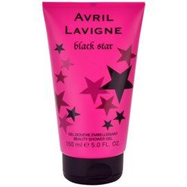 Avril Lavigne Black Star гель для душу для жінок 150 мл