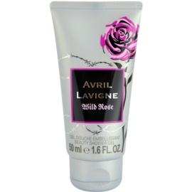 Avril Lavigne Wild Rose душ гел тестер за жени 50 мл.