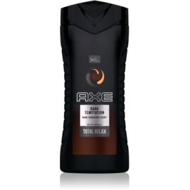 Axe Dark Temptation gel de dus pentru barbati 400 ml