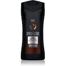 Axe Dark Temptation gel za prhanje za moške 400 ml