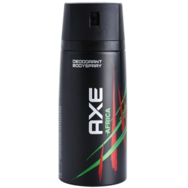 Axe Africa Deo Spray voor Mannen 150 ml