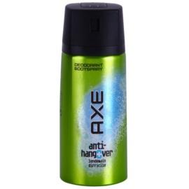 Axe Anti-Hangover deo sprej za moške 150 ml