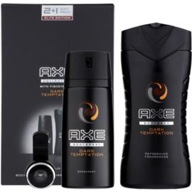 Axe Dark Temptation lote de regalo I.  desodorante en spray 150 ml + gel de ducha 250 ml
