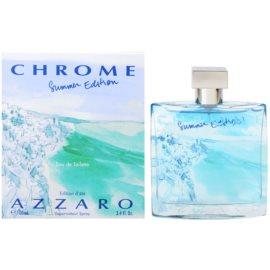 Azzaro Chrome Summer 2013 toaletní voda pro muže 100 ml