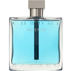Azzaro Chrome Intense eau de toilette per uomo 100 ml