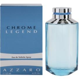 Azzaro Chrome Legend eau de toilette para hombre 125 ml