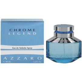 Azzaro Chrome Legend Eau de Toilette für Herren 40 ml