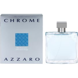 Azzaro Chrome After Shave für Herren 100 ml