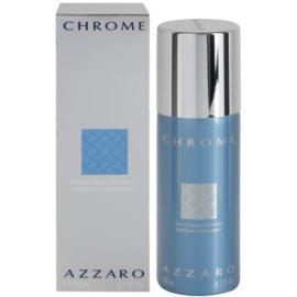 Azzaro Chrome Deo-Spray für Herren 150 ml
