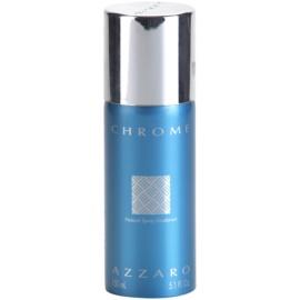 Azzaro Chrome dezodorant w sprayu dla mężczyzn 150 ml (bez pudełka)