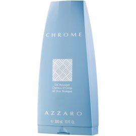 Azzaro Chrome Duschgel für Herren 300 ml