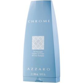 Azzaro Chrome Douchegel voor Mannen 300 ml