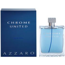 Azzaro Chrome United toaletní voda pro muže 200 ml