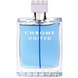 Azzaro Chrome United Eau de Toilette voor Mannen 100 ml