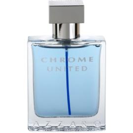 Azzaro Chrome United eau de toilette per uomo 50 ml