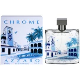 Azzaro Chrome Limited Edition 2014 Eau de Toilette für Herren 100 ml