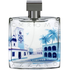Azzaro Chrome Limited Edition 2014 Eau de Toilette für Herren 100 ml