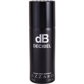 Azzaro Decibel Deo Spray voor Mannen 150 ml