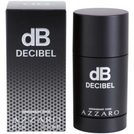 Azzaro Decibel дезодорант-стік для чоловіків 75 мл