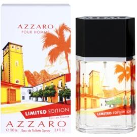 Azzaro Azzaro Pour Homme Limited Edition 2014 toaletní voda pro muže 100 ml