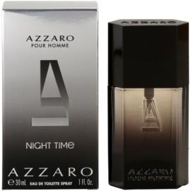 Azzaro Azzaro Pour Homme Night Time eau de toilette para hombre 30 ml