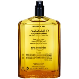 Azzaro Azzaro Pour Homme woda toaletowa tester dla mężczyzn 100 ml napełnialny