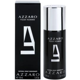 Azzaro Azzaro Pour Homme desodorante en spray para hombre 150 ml