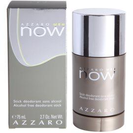 Azzaro Now Men Deo-Stick für Herren 75 ml