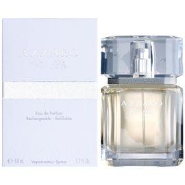 Azzaro Pour Elle parfémovaná voda pro ženy 50 ml plnitelná