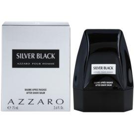 Azzaro Silver Black бальзам після гоління для чоловіків 75 мл