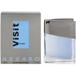 Azzaro Visit туалетна вода для чоловіків 50 мл