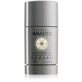 Azzaro Wanted dédorant stick pour homme 75 ml