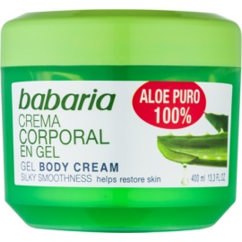 Babaria Aloe Vera hydratačný gel na telo  400 ml