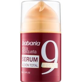 Babaria Rosa Mosqueta Hautserum mit 9 Effekten  50 ml