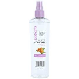 Babaria Almendras Bodyöl im Spray für trockene Haut  300 ml